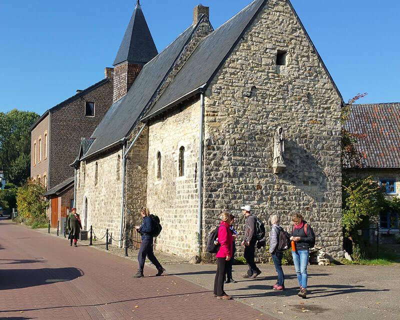 Pelgrimswandeling Catharinakapel Oud-Lemiers