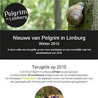 Nieuwsbrief Pelgrim in Limbug